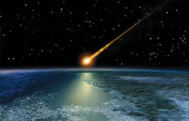 Метеорит вибухнув у небі над Сент-Луїсом в США / angiesdiary.com
