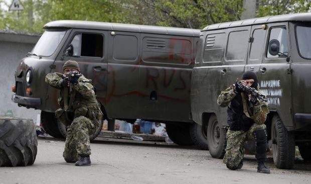 Террористы похитили сотрудников аэропорта / REUTERS