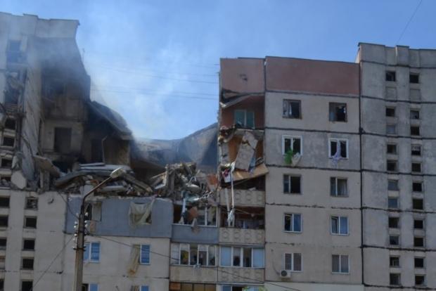 По словам Юрия Гранатурова на данный момент обнаружен только один погибший / Фото: © UNIAN