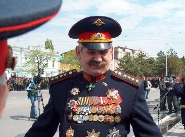Российский шовинист - Николай Козицын / Фото: forum.guns.ru/