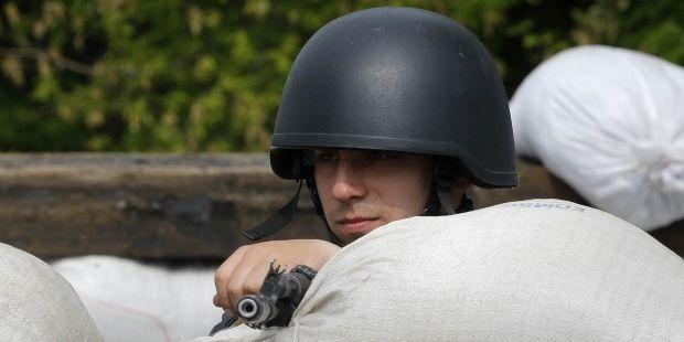 Силовики окружили террористов / Reuters