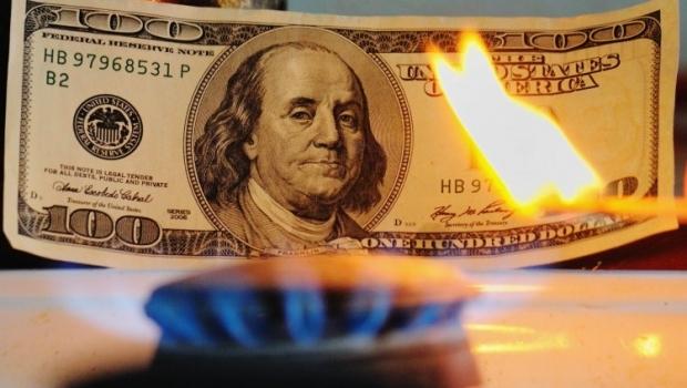 Импортный газ для Украины подешевел до 318 долларов за тысячу кубов / фото УНИАН