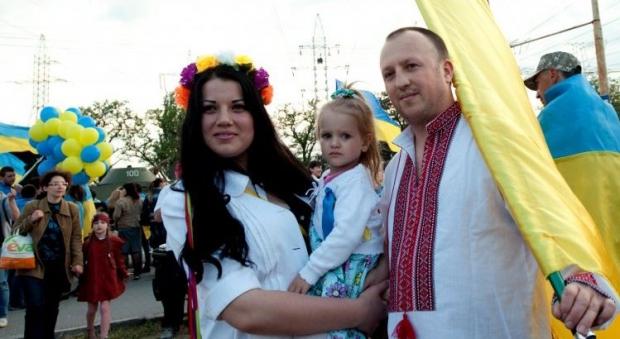 В Украине ситуация лучше, поскольку большинство людей придерживаются традиционных ценностей / Фото: УНИАН