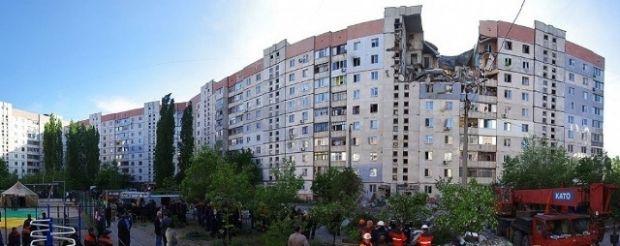 Жертвами вибуху житлового будинку у Микодаєві стало 7 людей / Фото: Думская.net
