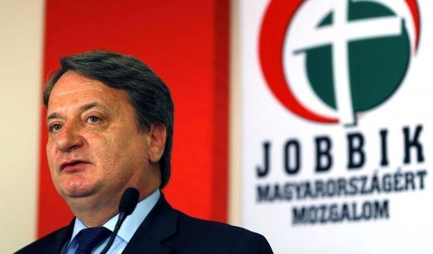 Bela Kovacs, Jobbik Party / Reuters