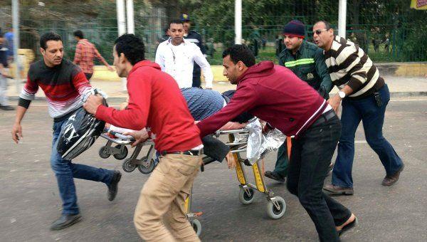Каир / REUTERS