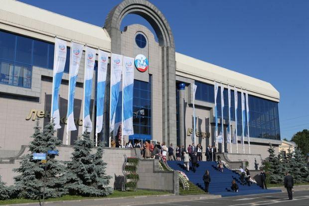 The Kremlin is actively preparing for the St. Petersburg International Economic Forum / expoforum.ru