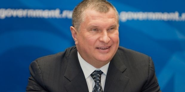 Igor Sechin / Photo from Wikipedia