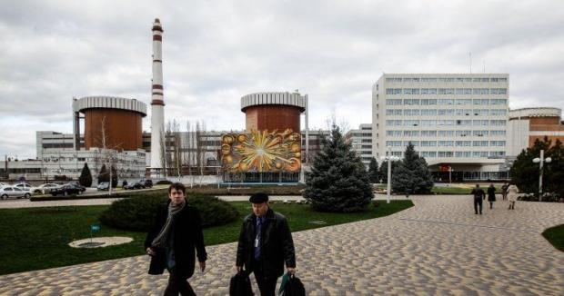 Южно-Украинская АЭС / Фото УНИАН