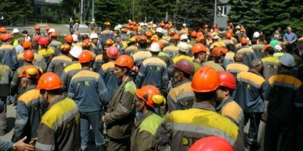 На акцию за стабильность на Донбассе вышли сотни тысяч