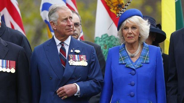 Принц Чарльз, Камілла / REUTERS