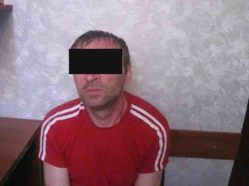 Задержанный в Харькове снайпер