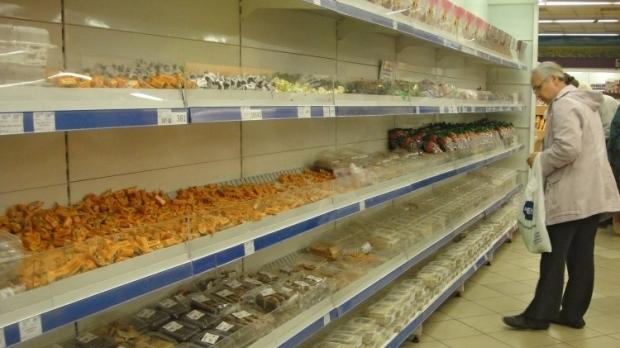 Россия решила пускать украинские продукты в оккупированный Крым до конца года / Фото УНИАН