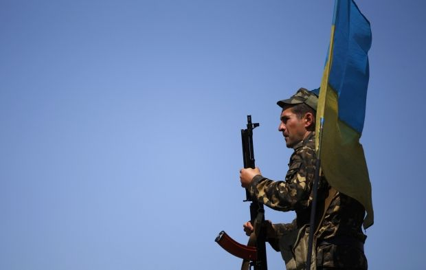 Operation on blocking of border is almost completed – Turchynov/REUTERS