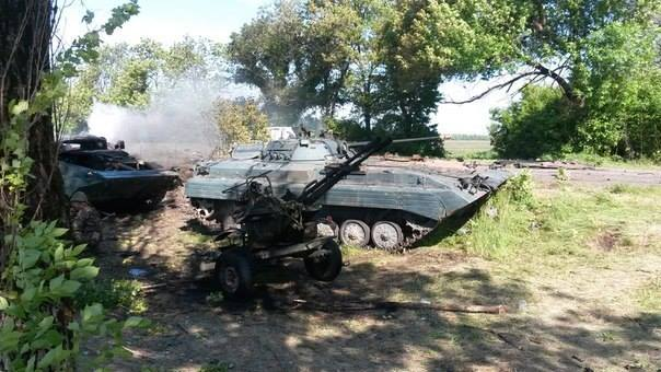 Russian media reported that the soldiers' killing was commissioned by the Ukrainian authorities / vk.com
