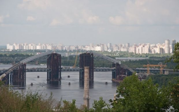 Подольско-Воскресенский мост собирают достроить / panoramio.com