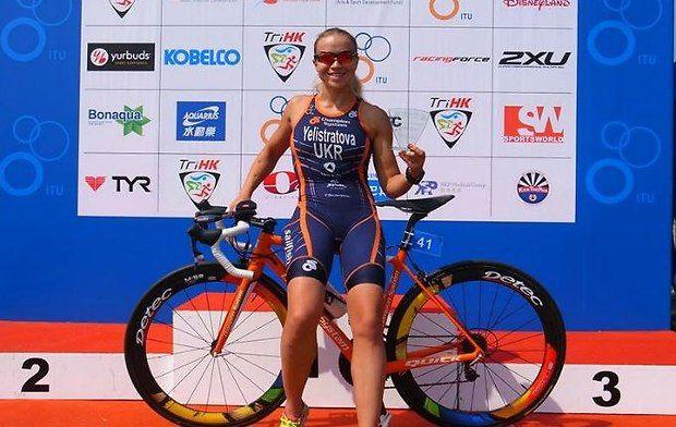 Юлия Елистратова выиграла этап Кубка Европы в Днепропетровске / noc--ukr.org