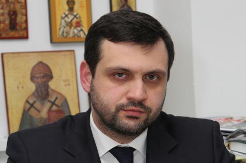 Председателя Синодального информационного отдела Русской Православной Церкви Владимира Легойды