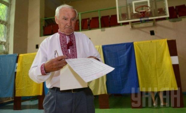 На выборах в Раду пройдут 6 партий / Фото УНИАН