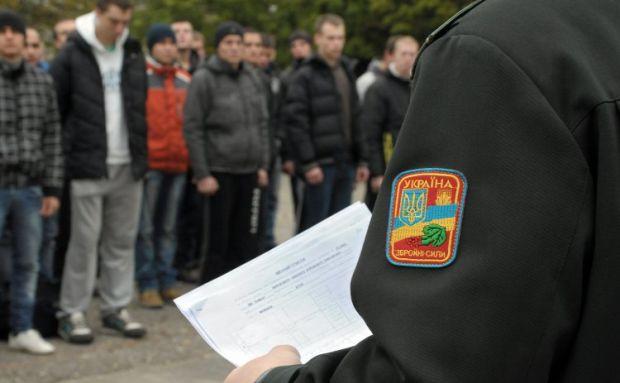 Призывной возраст в Украине установлен на уровне 20-27 лет/ UNIAN