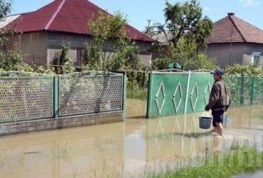 Рятувальники попереджають про можливі підтоплення у чотирьох областях Україні