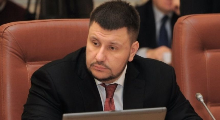 Ex-tax chief Klymenko charged with treason
