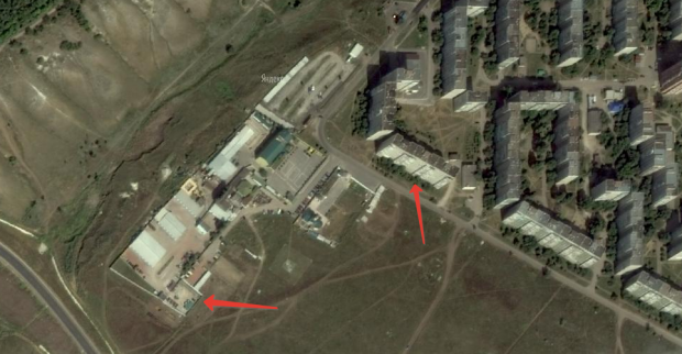 In Luhansk border guards wait for storm whole night, terrorists start drawing up forces there in morning/ @peoplelugansk