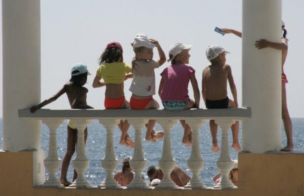 В Николаевской области незаконно приватизировали детский лагерь на берегу моря / Фото: УНИАН