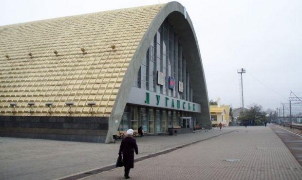 У Луганську тривають бойові дії / Укрзалізниця