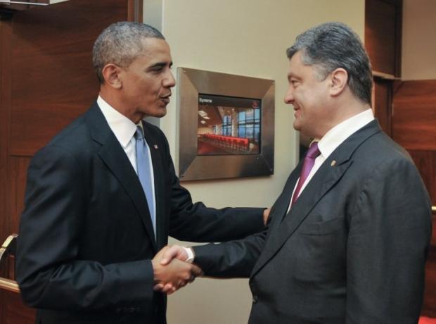 Обама вважає, що український народ обрав мудро / Фото: УНИАН