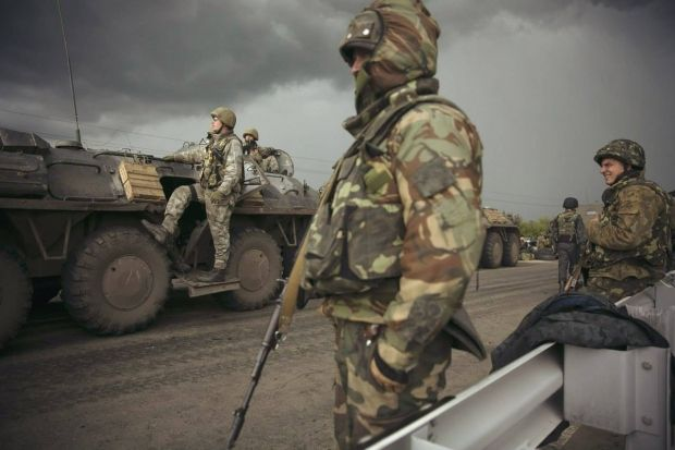 None of soldiers of National Guard is in captivity – press service/ Facebook Ihor Savchuk