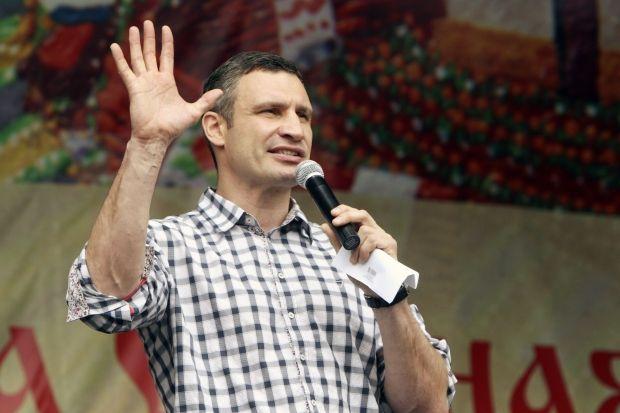 Klitschko gets temporary certificate of Kyiv City Mayor/REUTERS