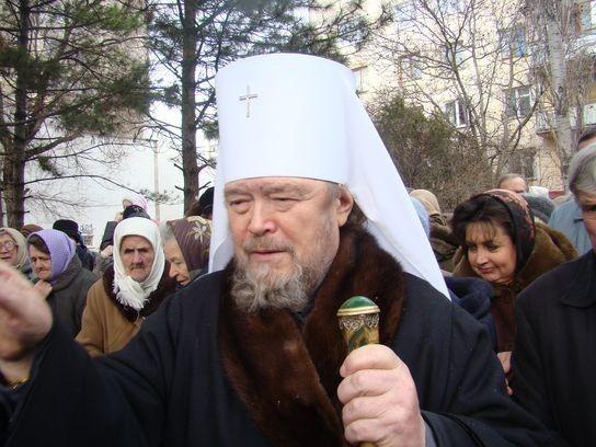 Митрополит Крымский Лазарь