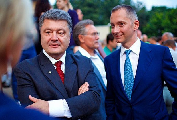 Lozhkin is appointed as chief of staff of administration of President – decree/ http://politota.com.ua