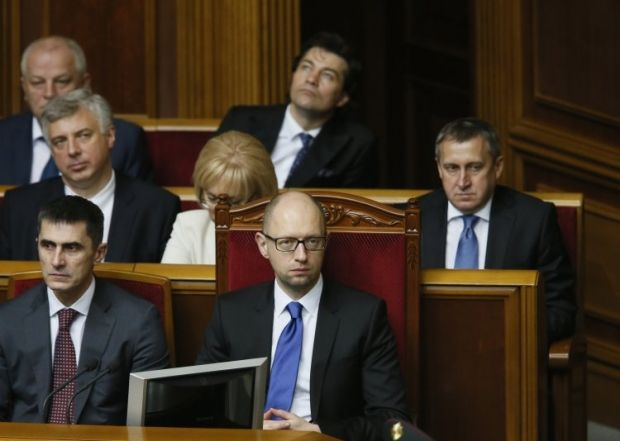 Yatsenyuk asks VR to hear his information on talks with Russia on gas tomorrow in VR – Yarema/Photo:UNIAN