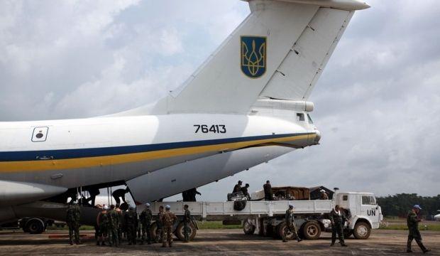 Під час падіння літака в Луганську загинуло 49 військових