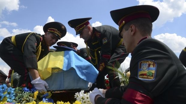 125 soldiers die during carrying out of ATO in east of Ukraine-Yarema/ REUTERS