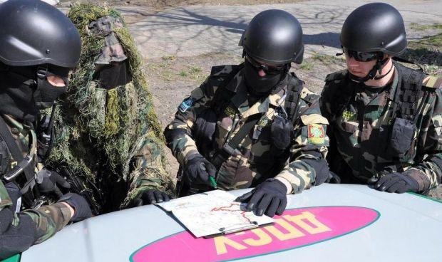 Турчинов повідомив про перекриття кордону / dpsu.gov.ua