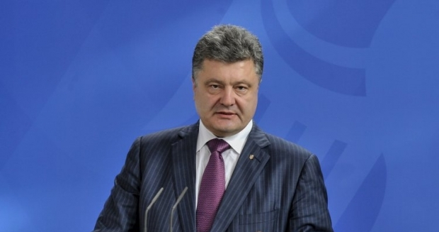 Poroshenko is sure Ukraine to be able to be able to establish full control on border with Russia in coming future/Photo UNIAN