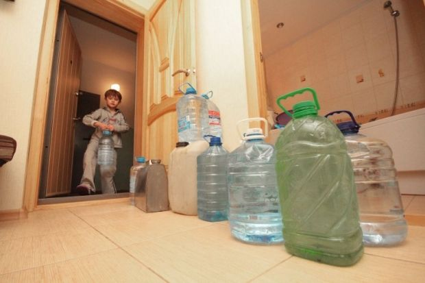 Water reserves are left for two weeks in Donetsk – NSDC/Photo UNIAN