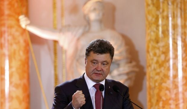 Poroshenko: Ukrainian language was, is and to be sole state language / REUTERS