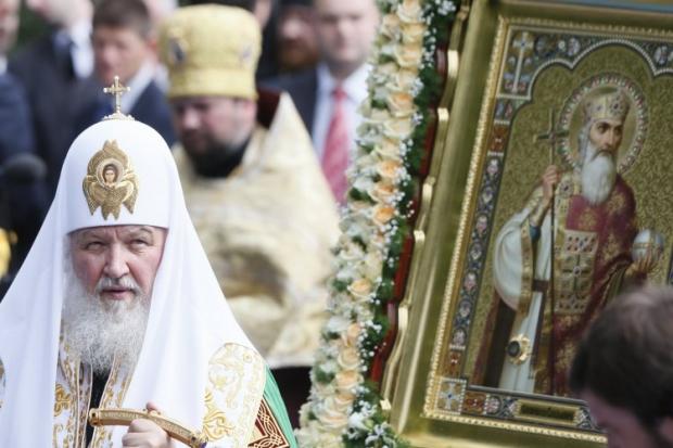 Патриарх Кирилл обвинил Интернет в свободном распространении информации / Фото УНИАН