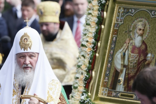Патриарх Кирилл угрожает Варфоломею / фото УНИАН