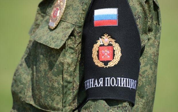 В Крыму появилась военная полиция РФ / i-korotchenko.livehournal.com