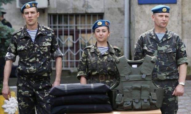 ГПУ завела дело на должностных лиц АМКУ за приостановку закупки бронежилетов / фото УНИАН