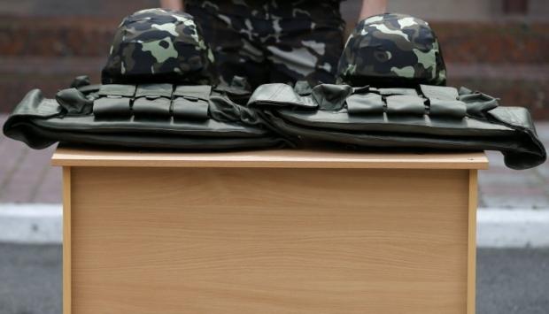 У 2021 році Міноборони закуповуватиме бронежилети, що відповідають стандартам НАТО / фото УНІАН
