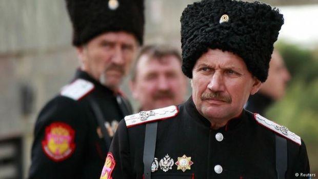 Российское казачество взялось за Интернет / REUTERS
