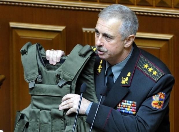 Міністр зазначив, що армія готова до бою / УНІАН