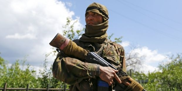 Fighters attack airdrome in Kramatorsk – journalist/REUTERS