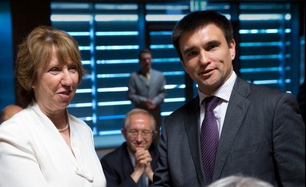 Дипломаты ЕС провели заседание и встретились с украинским коллегой